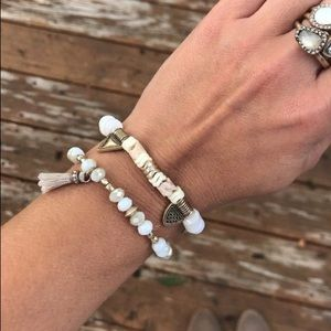 Chloe + Isabel Jewelry - African Plains Stretch Bracelet Set